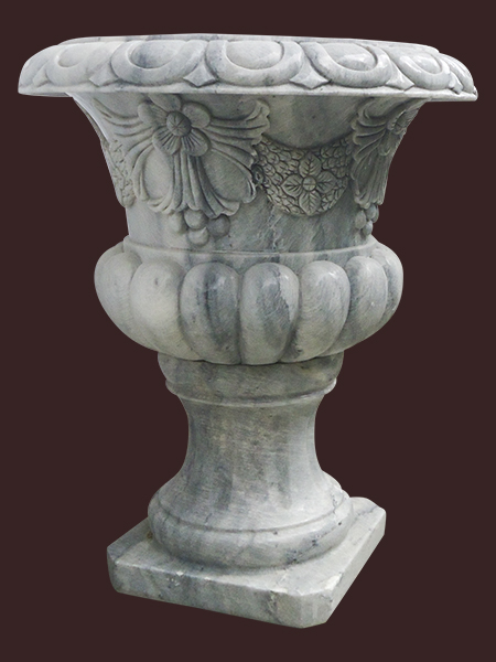 Stone Flower Pots And Vases