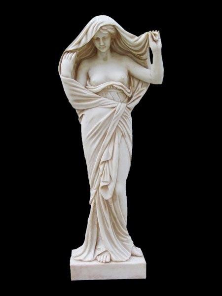 Nude garden statues 2