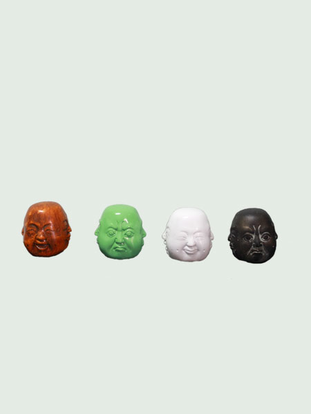 Four face Buddha Resin Statue