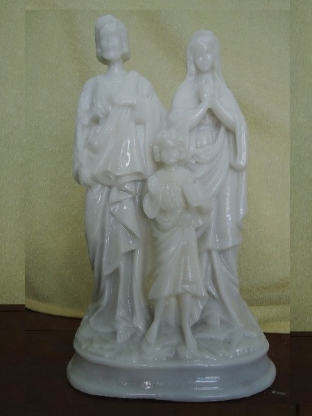 Resin Holy Family Statue