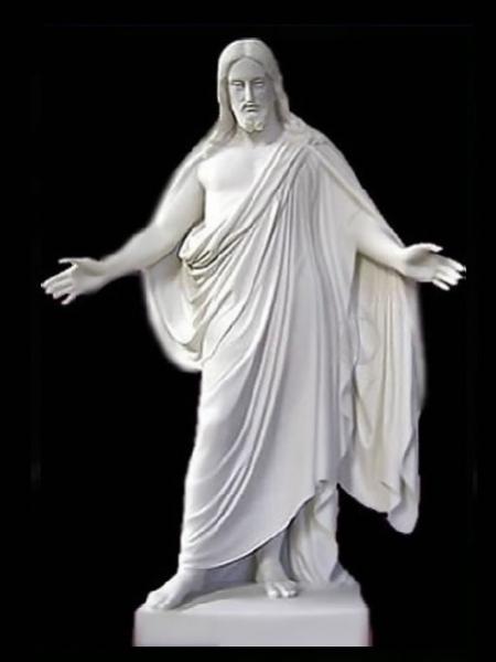 Bon Home / Products / Christian Statues / Jesus Christ / Pleading Jesus Christ  Garden Stone Statue