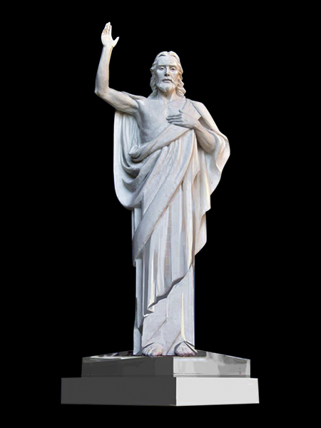 Christ the Redeemer Stone Statue DSF-C99